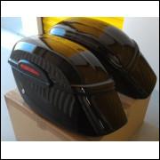 Alforje Lateral em fibra Classic 45- Horizon 250