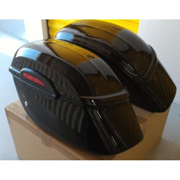Alforje Lateral em fibra Classic 45 - LC1500