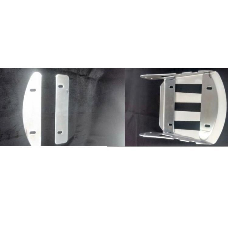 Bagageiro Destacável para Baus BT9000, DB40, DMY ou Touring56