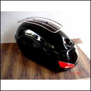 Alforje Lateral em fibra BM 9000 Classic - Mid 950